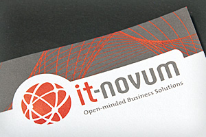 Corporate Design – it-novum GmbH