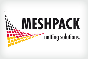 Corporate Design – MESHPACK GmbH