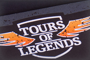 Corporate Design – Tours of Legends