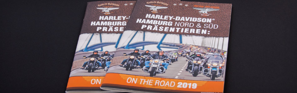 """On the Road 2019"" mit Harley-Davidson® Hamburg Nord & Süd ..."