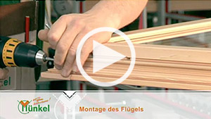 Film & Animation – Schreinerei Münkel - Holzfensterproduktion